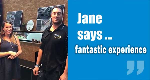 Jane Customer Review from Ascot