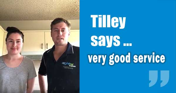 Tilley Customer Review from Ascot